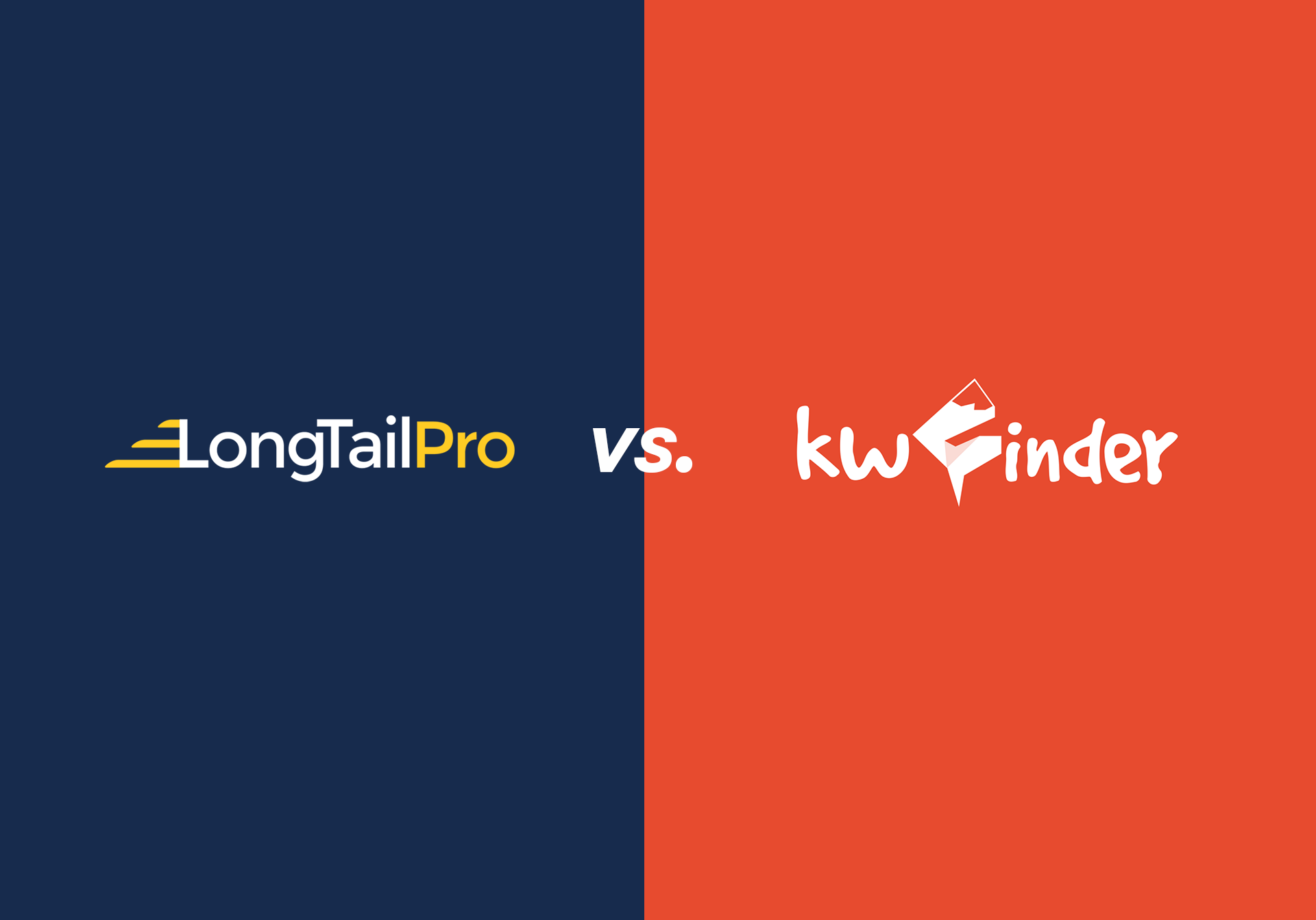 LongTailPro vs. KWFinder Review - Which One Is Better? 1