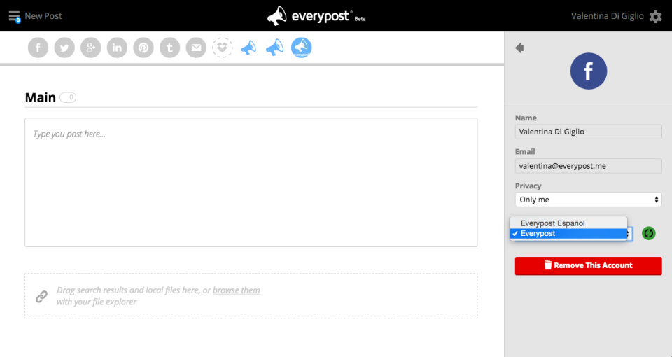 everypost.me social media management tool