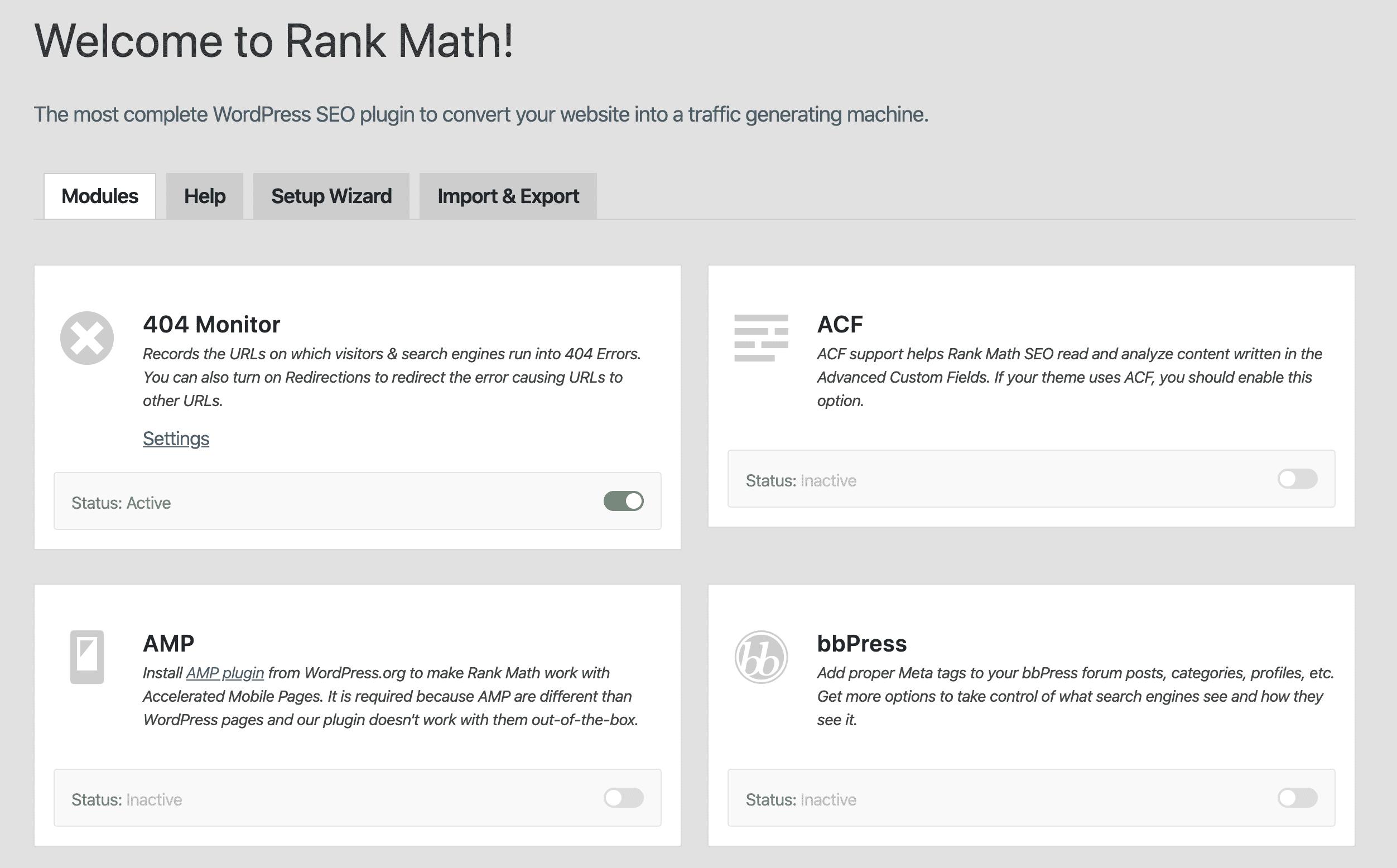 Top 25 WordPress SEO Plugins [2020] 3