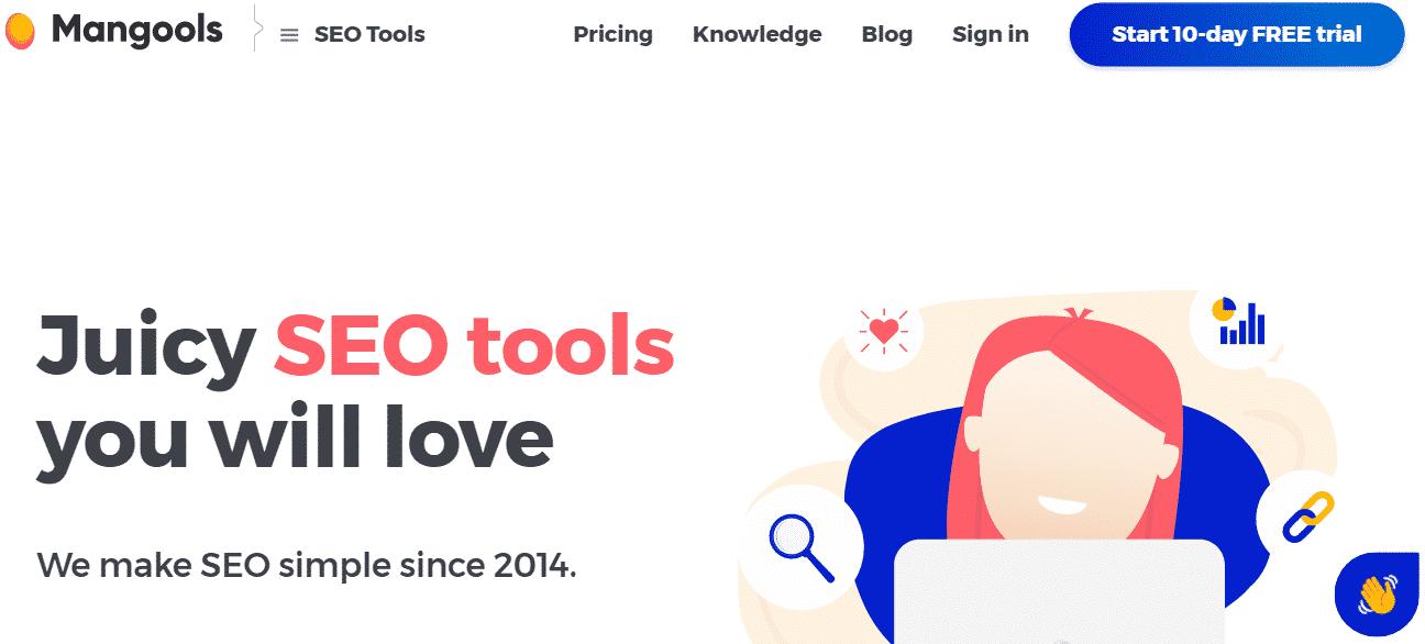 Top Professional SEO Tools of 2021 26